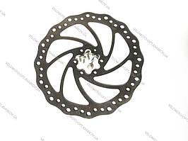 Тормозной ротор 180мм дискового тормоза, SHUNFING
