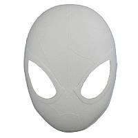 """Маска карнавальная с резинкой """"Spider Man"""" (Человек-паук), 16,5*22,5см, фото 1"""