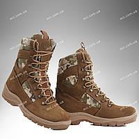Берцы зимние / военная, тактическая обувь GROZA (ММ14)
