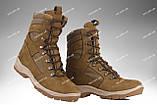Берцы зимние / военная, тактическая обувь GROZA (крейзи), фото 7