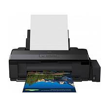 Принтер струменевий кольоровий Epson L1800 (C11CD82402) формат паперу А3+