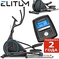 Орбитрек Elitum MX1500 iConsole + Электромагнитный, До 150 кг, Маховик 24 кг, фото 1