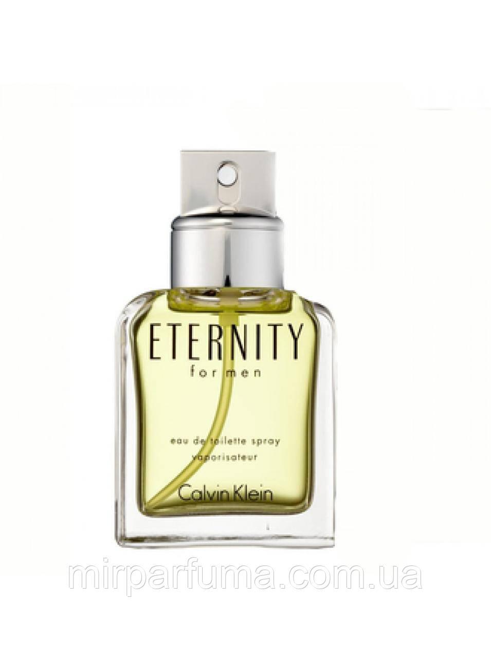 Мужская туалетная вода Calvin Klein Eternity for Men тестер 100 мл