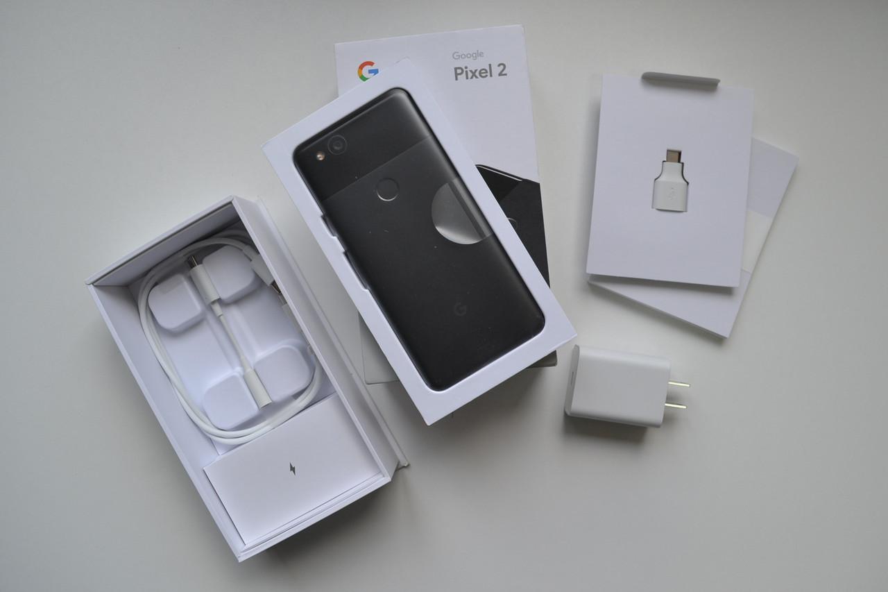 Новый Google Pixel 2 64Gb Just Black Оригинал!