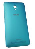 Батарейная крышка для Asus ZenFone GO (ZC500TG) Light Blue