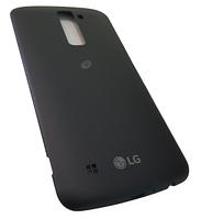 Батарейная крышка для LG K10 (K410) with NFC Black