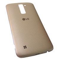 Батарейная крышка для LG K10 (K410) with NFC Gold