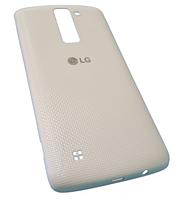 Батарейная крышка для LG K8 (K350E) White