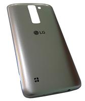 Батарейная крышка для LG K7 (X210) Silver