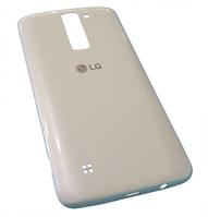Батарейная крышка для LG K7 (X210) White