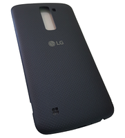 Батарейная крышка для LG K10 (K410) with NFC Navy Blue