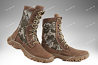 Військова зимове взуття / берці, тактична взуття ДЕЛЬТА койот, фото 1