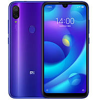 Xiaomi Mi Play 4/64gb Blue Гарантия 1 Год