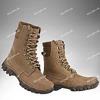 Берці зимові / військова, армійське взуття ТАРПАН (coyote), фото 1