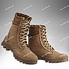 Берцы зимние / военная, армейская обувь TOR 1 (coyote)