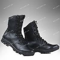 Берци утеплені / військова тактична взуття МАГЕЛАН (black), фото 1
