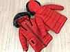"Зимняя куртка для девочки "" KELLY"", размеры на рост 122 - 146, фото 2"
