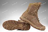 Берци утеплені / військова тактична взуття МАГЕЛАН (coyote), фото 2