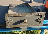 Шуфлядки під золу для мангала, фото 1