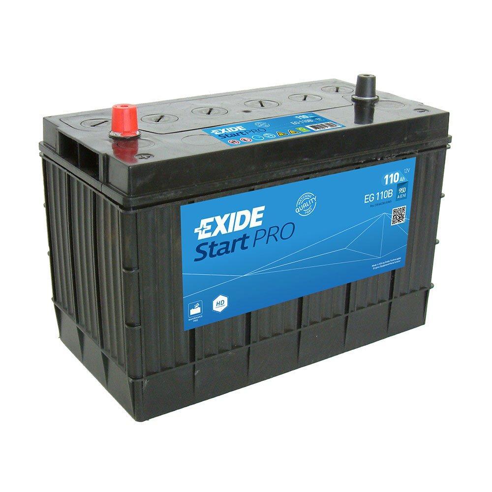 EXIDE 6СТ-110 Аз STARTPRO EG110B Автомобильный аккумулятор