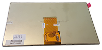 Дисплей для планшета 7 дюймов (Model: 7300101463) (50 pin), толщина 3mm (163mm * 103mm)