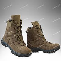 Зимняя военная обувь / тактические берцы ЦЕНТУРИОН (olive)