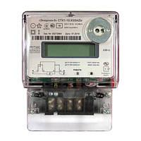 Счетчик однофазный электронный многотарифный CTK1-10.K55I4Ztr
