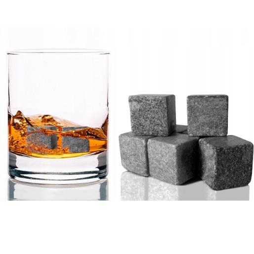 Камни для виски, 9шт