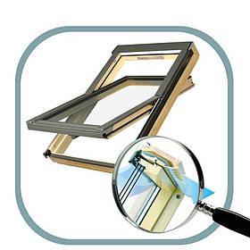 Вікно для покрівлі двокамерне FTS V U4 Fakro