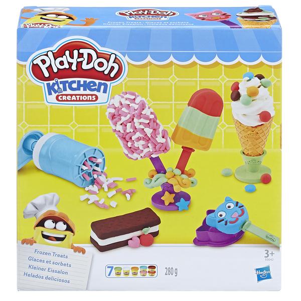Hasbro Play Doh Плей-До Игровой набор Создай любимое мороженое-E0042