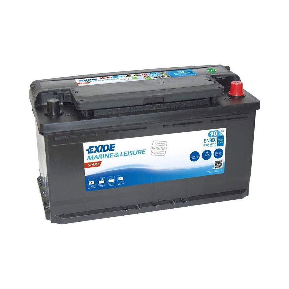 EXIDE 6СТ-90 АзЕ EN800 Start Автомобильный аккумулятор