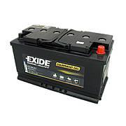 EXIDE 6СТ-80 АзЕ ES900 EQUIPMENT GEL Автомобильный аккумулятор