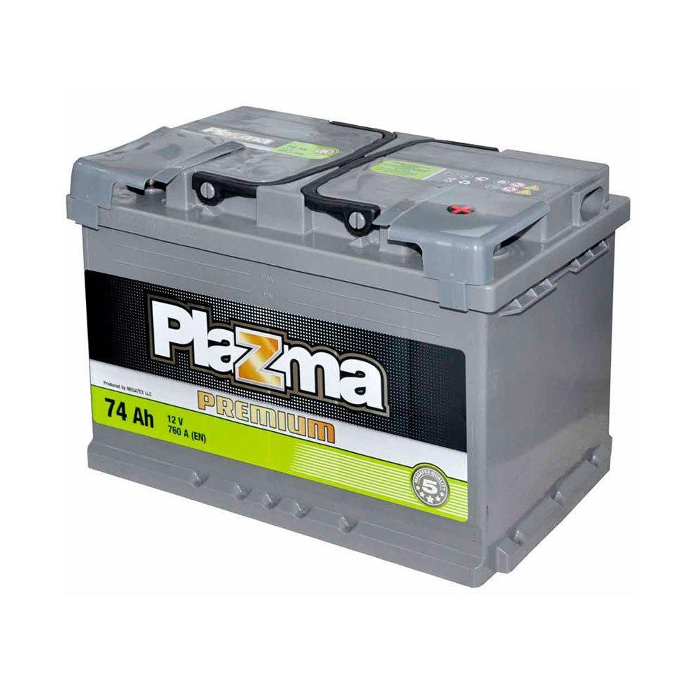 Plazma 6СТ-74 АзЕ Premium 574 64 04 Автомобильный аккумулятор