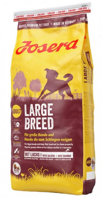 Корм для собак  Josera Large Breed 15 кг