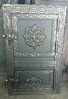 """Дверки пічні  """"Медальон"""" 20x40"""