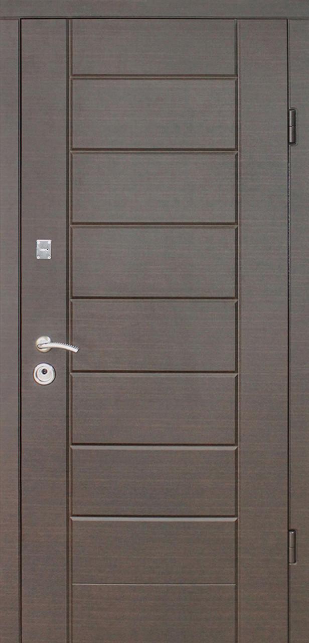 Дверь входная Омис Лагуна ТМ Riccardi 2050х960 мм
