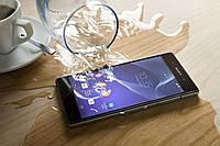 Що робити, якщо телефон впав у воду?