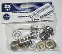 Ремкомплект колодок торм. задних (чашка,стержень,пружинка) 3302-3502900