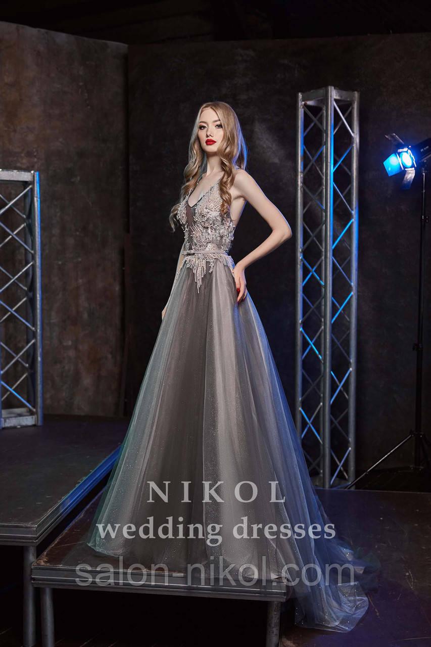 Вечернее, выпускное платье № V443
