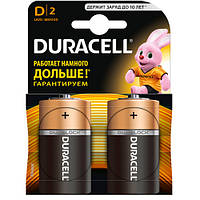 Щелочные батарейки Duracell D (LR20) MN1300