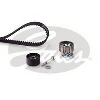 Комплект ремня ГРМ (ремень + ролики) Fiat Doblo 1.9JTD/Multijet -09 GATES K055500XS