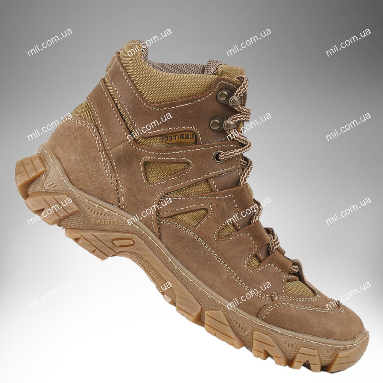 Тактична зимове взуття / військові, армійські черевики Tactic HARD Gen.II (крейзі)