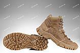 Тактична зимове взуття / військові, армійські черевики Tactic HARD Gen.II (крейзі), фото 3