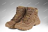 Тактична зимове взуття / військові, армійські черевики Tactic HARD Gen.II (крейзі), фото 5