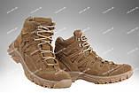 Тактична зимове взуття / військові, армійські черевики Tactic HARD Gen.II (крейзі), фото 9