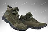 Військові зимові черевики / тактична взуття Comanche Gen.II (чорний), фото 5