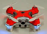 Квадрокоптер с камерой Cheerson CX-10C нано (оранжевый), фото 7