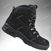 Військова зимове взуття / армійські, тактичні черевики ОМЕГА (чорний), фото 1