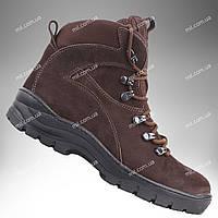 Военная зимняя обувь / армейские, тактические ботинки ОМЕГА (шоколад), фото 1