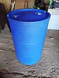 Бочка 200 литров (евро) пищевая, фото 3